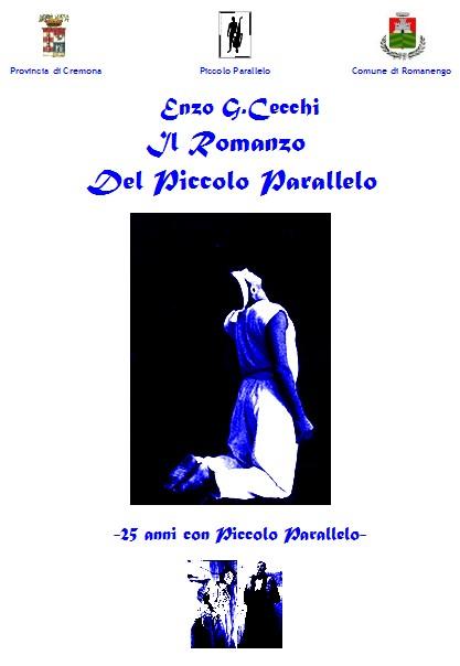 Il Romanzo del Piccolo Parallelo-Enzo G. Cecchi